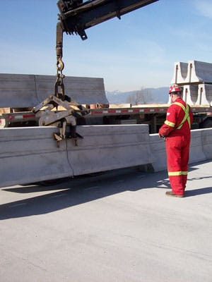 Highway Barriers - Eagle West Precast