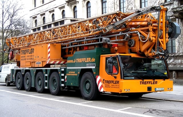 some tips for safe crane operation
