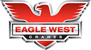 Eagle West Cranes Logo